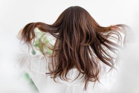 ダイビングの後って髪の毛がキシキシ・ゴワゴワしませんか?のイメージ